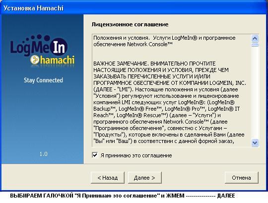 Hamachi (хамачи) - это удобная и несложная программа для создания частных в